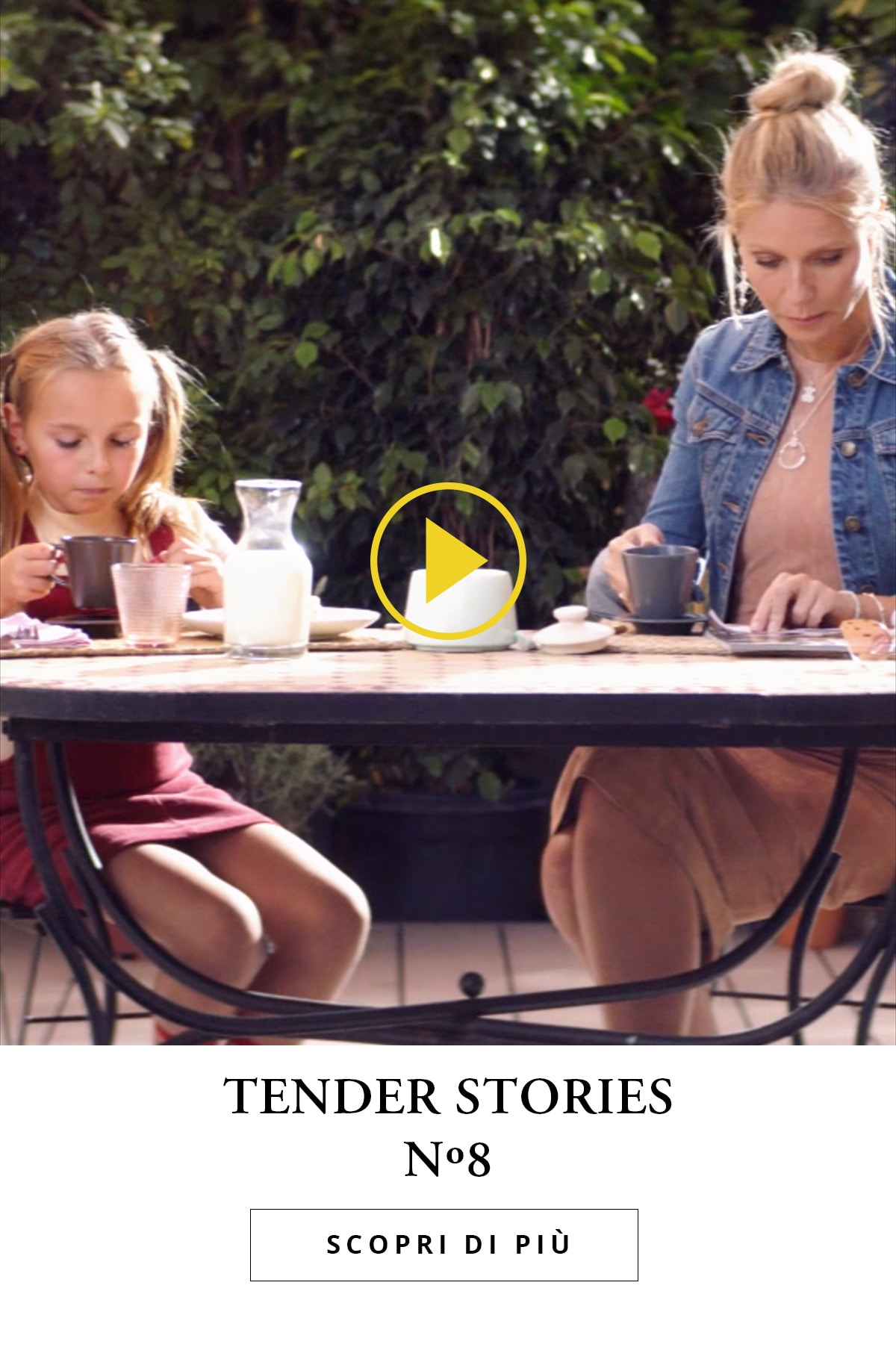 TENDER STORIES Nº8