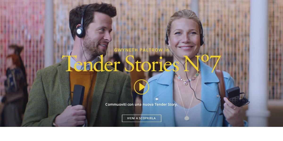 TENDER STORIES Nº7