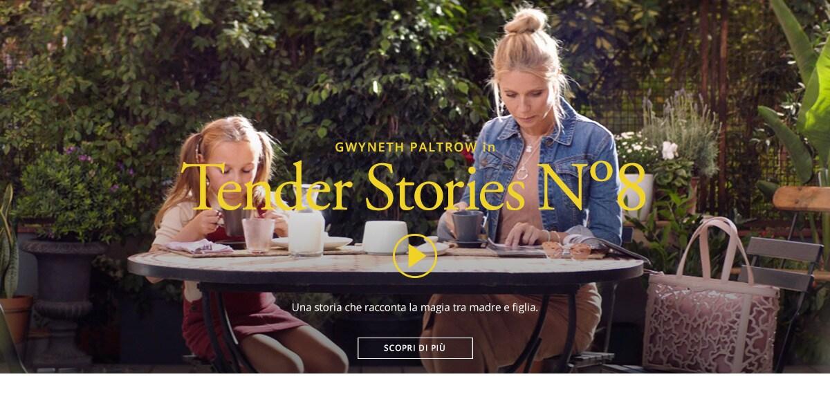 TENDER STORIES Nº8
