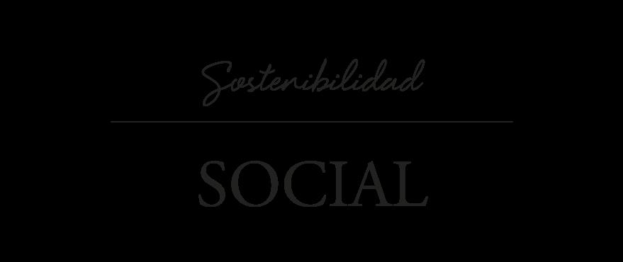 Logo sostenibilidad: social